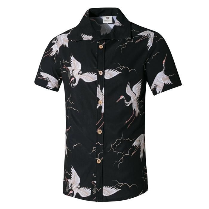 Men'S Beach Shirt
