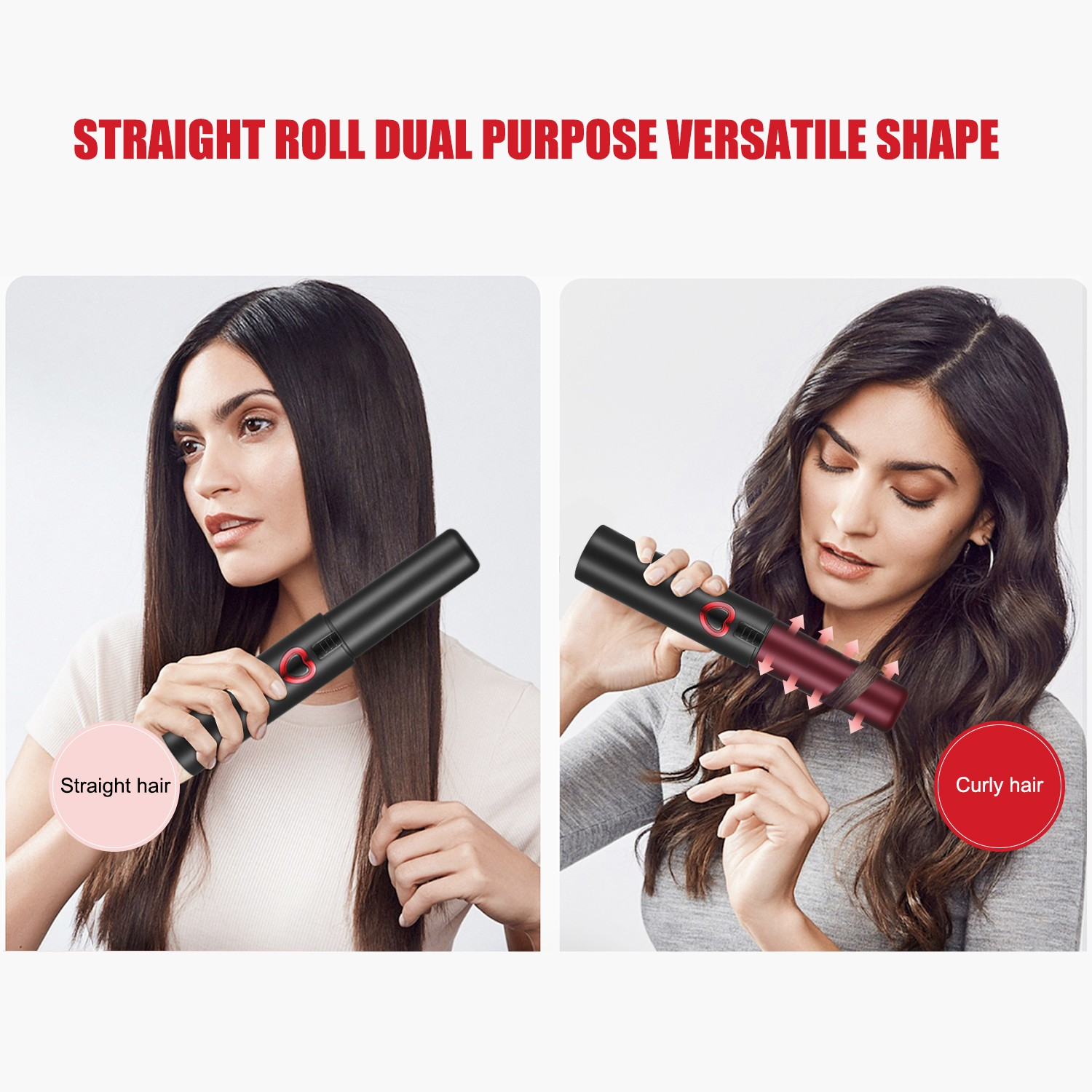 Hair Straightener/CurlerCurling Iron