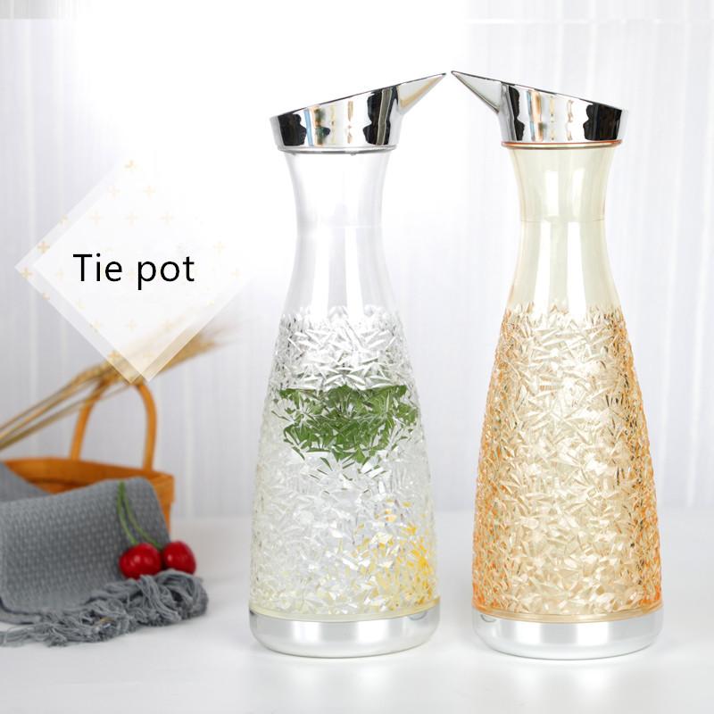 Household foam kettle