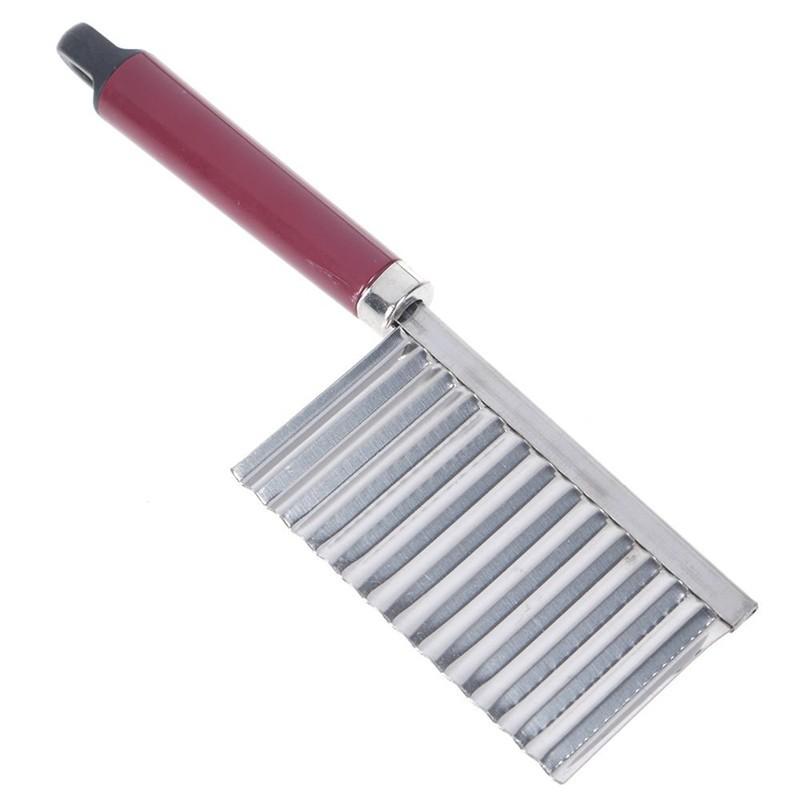 Knife Crinkle Cutter Wavy
