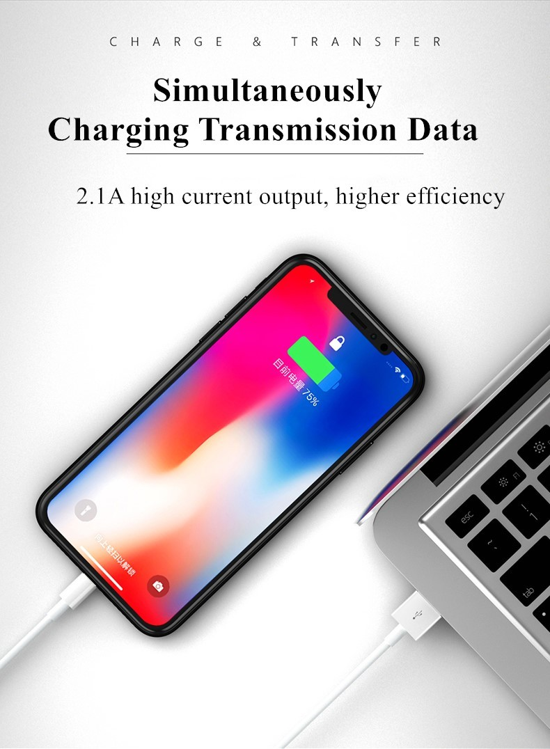 Charging Cable Data Transmission