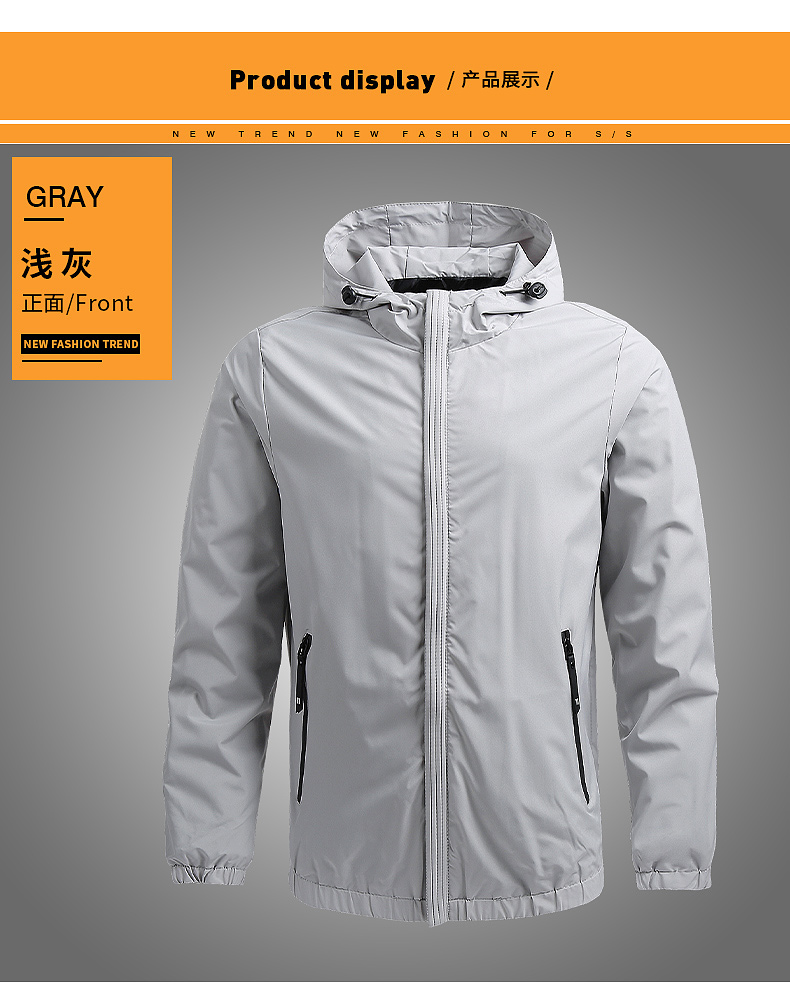 Coats Male Jacket for Men's Clothing